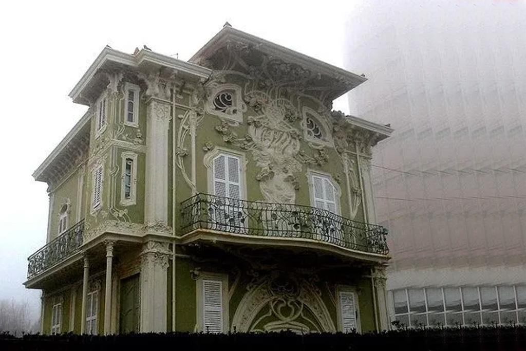 Una casa inquietante (versionecorta)