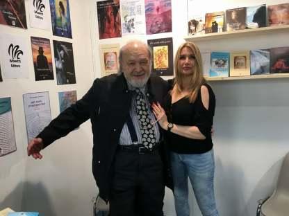 Adriana Mirando ed Ercole Barresi