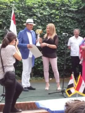 """Premio Nazionale di Poesia """"Culture a Confronto 2019"""" presso l'Ambasciata Culturale d'Egitto a Roma"""